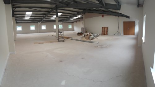 Unit 7, Tweed Mill, Selkirk